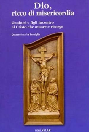 libro dio ricco di misericordia