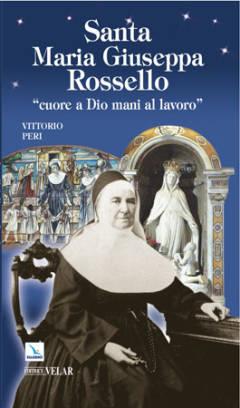 biografia Santa Maria Giuseppa Rossello di Peri