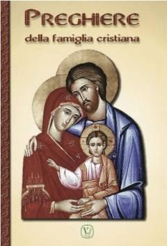 libro di preghiere della famiglia cristiana