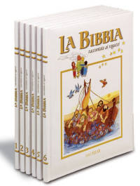 bibbia raccontata ai ragazzi