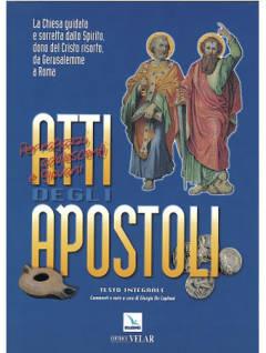 Atti degli Apostoli