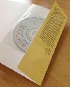 CD allegato al libro Umanizzazione