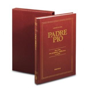 cofanetto e volume di Padre Pio