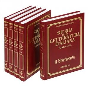 Storia Letteratura Italiana