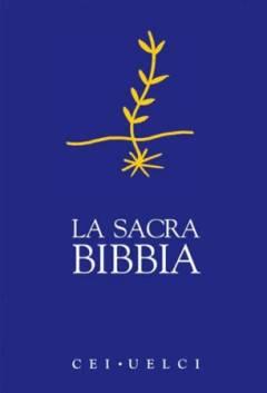 libro la sacra bibbia