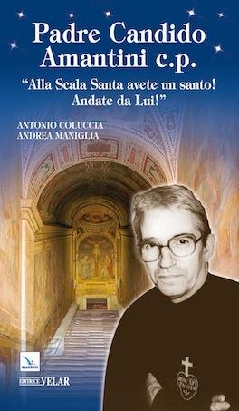 Padre Candido Amantini c.p.