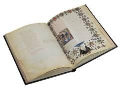 La Divina Commedia codice trivulziano