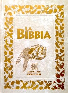 La Bibbia cei