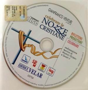 CD allegato al libro Celebrare le Nozze