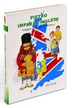 libro per bambini sulla lingua inglese