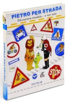libro per bambini sugli incidenti stradali