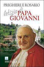 Preghiere e rosario di Papa Giovanni