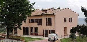 esterno della residenza Vendramini