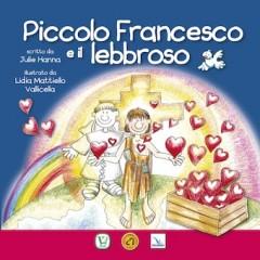 la storia del piccolo francesco e del lebbroso