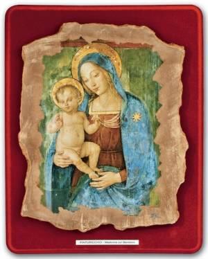 opera pittorica Madonna con Bambino (Pinturicchio)