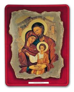 opera pittorica La Sacra Famiglia