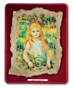 opera pittorica La petit gnanuese (Renoir)