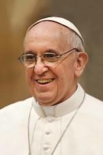 Immaginetta Papa Francesco