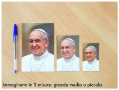 Immaginette Papa Francesco