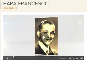 Edizione speciale su Papa Francesco