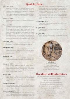 Calendario 2014 Sant'Agostina