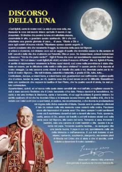 calendario 2014 con discorso della luna