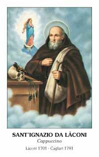 Sant'Ignazio da Laconi immagine