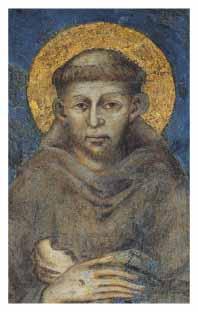 San Francesco immaginetta