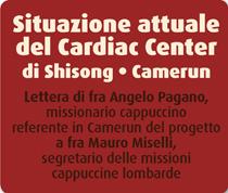 lettera di Fra Angelo Pagano