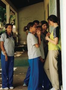 fare volontariato in brasile