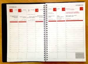Agenda liturgica ambrosiana 2015 grande formato