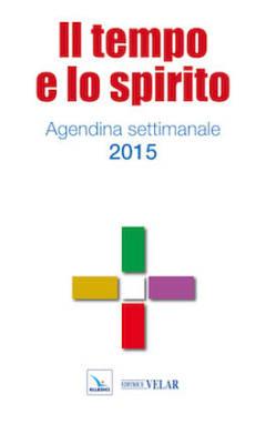 agendina Il tempo e lo Spirito 2015