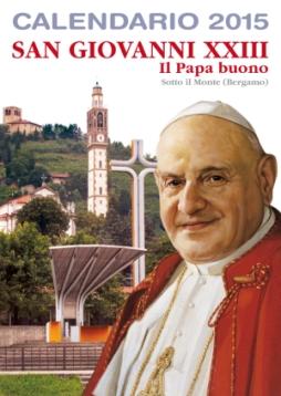 Calendario 2015 San Giovanni XXIII