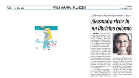 Articolo Alessandra