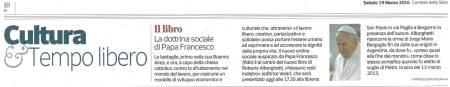 La dottrina sociale di Papa Francesco