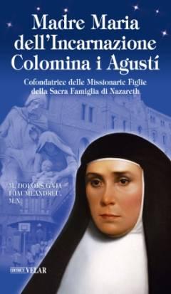 Cofondatrice delle Missionarie Figlie della Sacra Famiglia di Nazareth