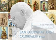 San Giovanni XXIII - Calendario 2019